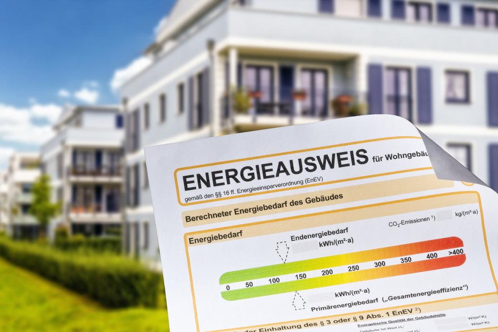 Erstellung Energieausweis
