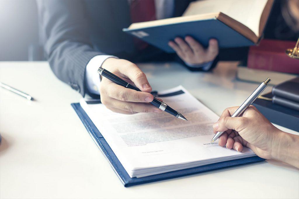 Kaufvertragsbesprechung & Übergabe